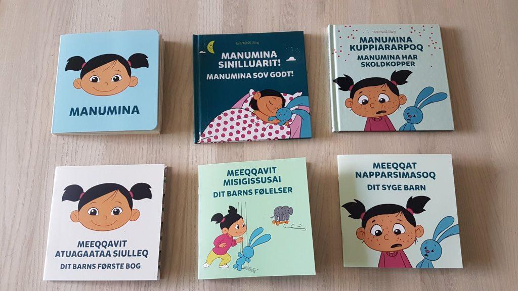 Manumina Bøger